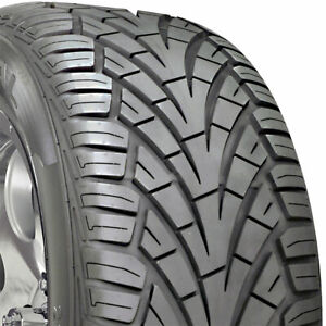 2 New P255 65 16 General Grabber Uhp 65r R16 Tires