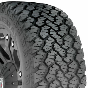 4 New P205 75 15 General Grabber At2 75r R15 Tires