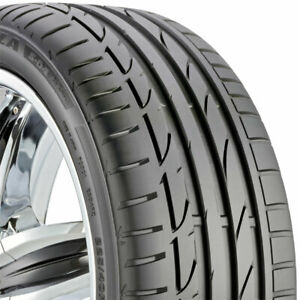 1 New 255 40 17 Bridgestone Potenza S 04 Pole Position 40r R17 Tire