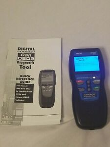 Innova 3100 Abs Can Obd2 Code Reader Diagnostic Tool Like New Missing Cables