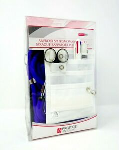 Prestige Medical Sprague sphygmomanometer Nurse Kit Purple Open Box New