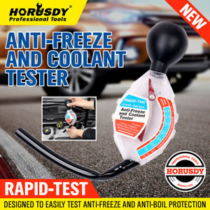 Pro Professional Anti Freeze Coolant Tester Radiator Water Test Check Measure