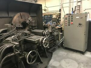 Lodge Shipley Lathe 60 Used Right Angle T Lathe