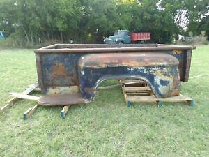 1955 1956 1957 1958 1959 Chevy Truck Step Side Long Bed