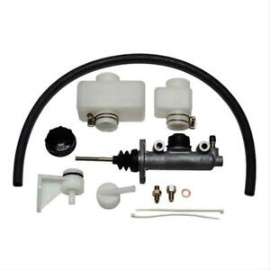 Wilwood 260 3374 Master Cylinder Aluminum Natural 750 In Bore Universal Kit
