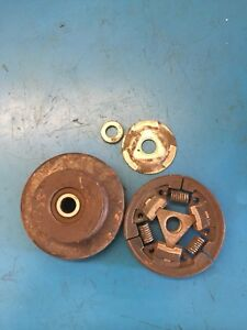 Stihl Ts400 Concrete Cut off Saw Clutch And Drum Assembly Oem