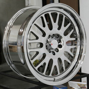 15x8 Platinum Wheels Xxr 531 4x100 4x114 3 0 Set Of 4