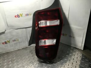 2010 2011 2012 Ford Mustang Gt Black Tint Left Tail Light Oem