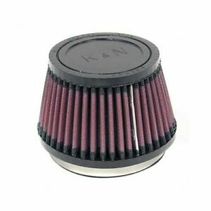 K n Air Filter Filtercharger Conical Cotton Gauze Red 3 5 Dia Inlet Ea Ru 4410