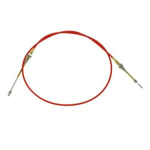 B m 80506 Shifter Cable 6 Ft Length Threaded Threaded Ends Red Ea