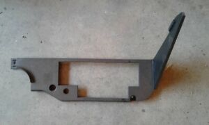 1970 Barracuda Radio Dash Trim Bezel Panel Oem