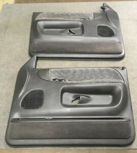 1998 2002 Dodge Ram Power Door Panels Oem From An Extended Cab Agate