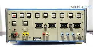 Avo Multi amp Ssr 78 Digital Protective Relay Test Set ref 437