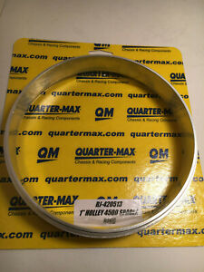 Quartermax 4500 Spacer Ring 1 For Air Cleaner Base Carb Holley Dominator New
