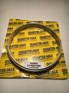 Quartermax 4500 Spacer Ring 3 4 For Air Cleaner Base Carb Holley Dominator New