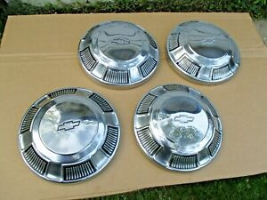 Chevrolet 1969 1970 1971 1972 1973 1974 Dog Dish Poverty Hub Cap Impala Chevelle