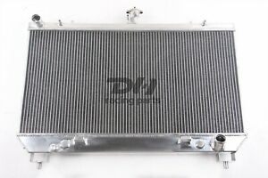 3 Rows Aluminum Radiator For 2010 2011 Chevrolet Camaro 6 2l 376cu V8 Engine