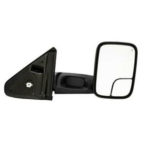 Passenger Side View Mirror For 02 08 Dodge Ram 1500 2500 3500 Power Heated
