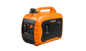 Gasoline Powered Recoil Start Inverter Generator Super Quiet Powerrush Tech