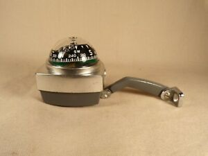 Vintage Auto Compass By Airguide Car Truck Boat Rv Atv Used