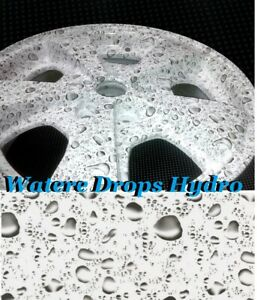 Waterdrops Camo Hydrographics Film Water Transfer Print 19x393 Wholesale Us