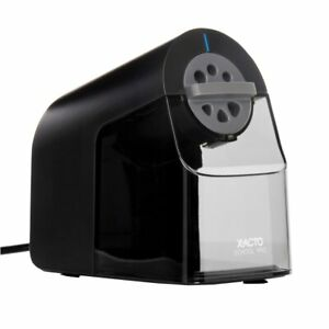 Electric Pencil Sharpener 4 1 2 x7 x6 3 6 Blue gray