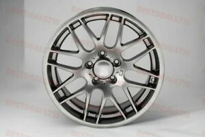 19 Staggered Metallic M3 Csl Style Rims Fits Bmw 5 Series 2011 And Up Xdrive
