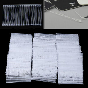 5000pcs 50mm Eco friendly Clothing Garment Price Label Tagging Tag Gun Barbs