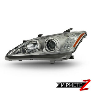 For 10 12 Lexus Es 350 Left Side Headlight Factory Hid Xenon Afs Projector Model