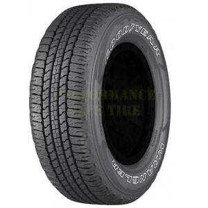 Goodyear Wrangler Fortitude Ht Lt275 65r20 126s Owl 10 Ply quantity Of 2