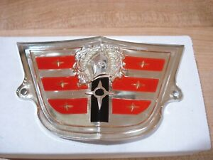 New Reproduction 1956 Dodge Grille Or Trunk Emblem Nice