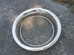 15 Trim Ring For 15x8 Rally Wheel 3 Deep