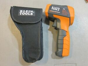 Klein Tools Ir5 Infrared Thermometer Dual targeting Laser Auto scan