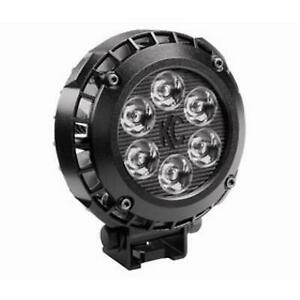 Kc Hilites Lzr Led 4 Inch Round Driving Light 1300