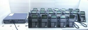 Nec Sv8100 Telephone System With 12 Dtl 12d bk 7 Dtl 24d 1bk Telephones