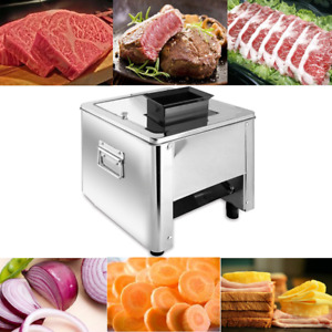 Meat Slicer Commercial Meat Slicer Cutter Electric Meat Cutting Machine 50 Blade