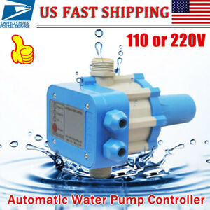 Automatic Electronic Switch Control Water Pump Pressure Controller 110 220v Us