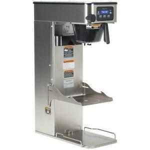Bunn Itcb dv Infusion Single Coffee Tea Brewer Dual Voltage 52200 0100