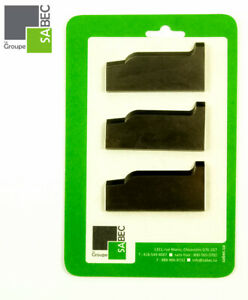 New Moulding Knives Kit Of 3 Base Board 4 0 Woodmaster Compatible 1023