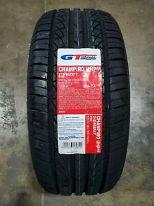 215 50zr17 Gt Radial Champiro Uhp As 91w M s set Of 4