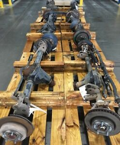 03 04 Toyota 4runner 2wd Rear Axle Assembly 3 91 Ratio 90k Oem Lkq