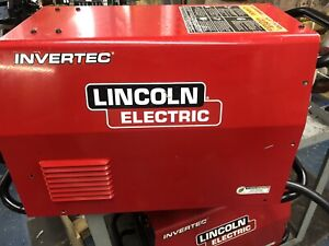 2013 Lincoln Invertec V350 Pro Cleaned Shop Tested 45 Day Warranty