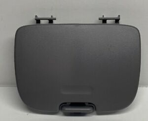 Ford F150 Overhead Console 1999 2003 Gray Garage Door Opener Cover Storage Blem3