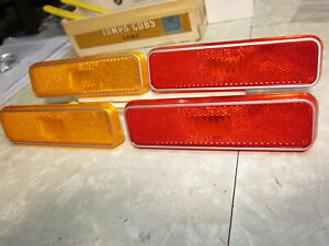 Nos Mopar 1972 1973 1974 1975 1976 1977 Plymouth Dodge Chrysler Side Marker Lamp