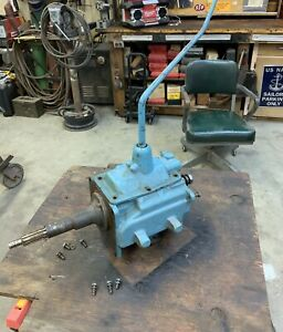 Jeep T14 T 14 Transmission 3 Speed 67 75 Buick V6