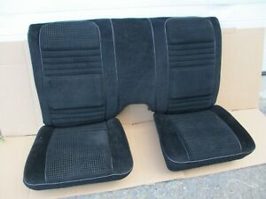 1978 1979 1980 1981 Pontiac Trans Am Firebird Seats Rear Seats Oem Very Nice