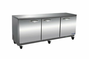 Mvp Group Ikon Iuc72r Refrigerator Undercounter Reach in
