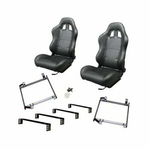 Summit Racing Sport Seat Combo Csum4020