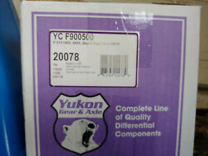Ford 9 Differential Carrier Yukon Gear Yc F90050 28 Or 31 Spline Made In Usa