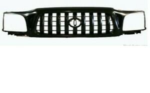 New For Toyota Tacoma 2001 2004 Front Grille Fits To1200246 5310004250c0 4 door